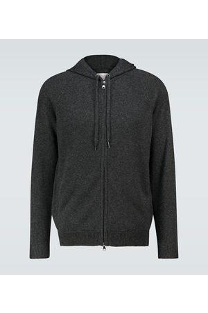 DEREK ROSE Finley cashmere hooded sweater