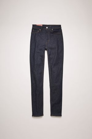 Acne Studios Peg Indigo High-rise skinny jeans