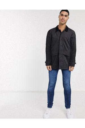 Jack & Jones Mac jacket with contrast collar