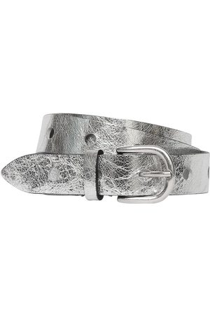 Isabel Marant 25mm Zap Leather Belt