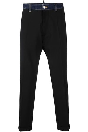 Dsquared2 Contrast tailored trousers