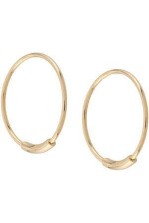 Maria Black Basic Hoop 16mm earrings