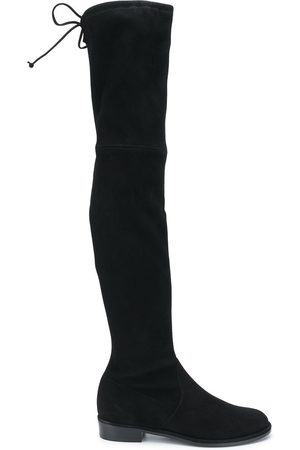 Stuart Weitzman Tie-fastened thigh high boots