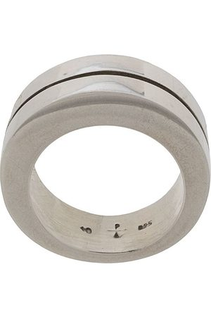 PARTS OF FOUR Rings - Crescent Crevice band-style ring
