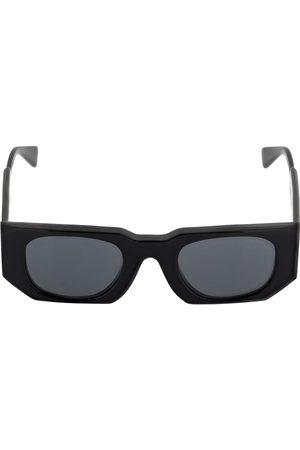 KUBORAUM U8 Squared Shiny Acetate Sunglasses