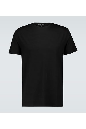 DEREK ROSE Short-sleeved jersey T-shirt