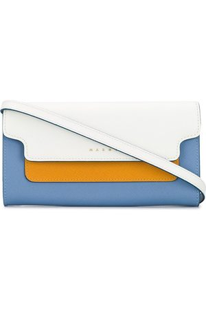Marni Leather bellows wallet