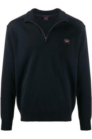 Paul & Shark Men Sweatshirts - Half zip sweatshirt