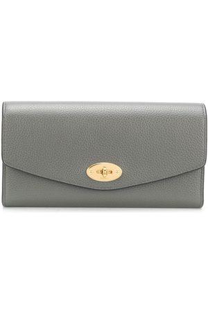 MULBERRY Women Wallets - Darley wallet - Grey