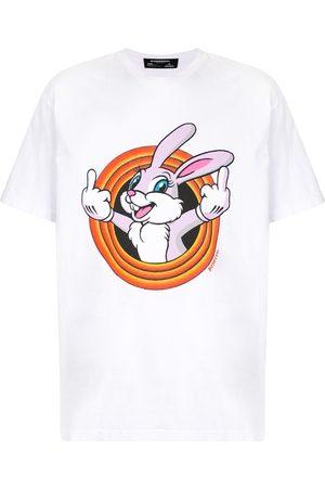 DOMREBEL Humper logo T-shirt