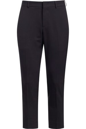 VALENTINO 17.5cm Wool Blend Slim Pants