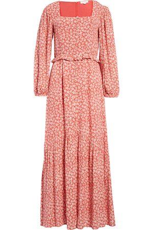 Lost + Wander Women's Madison Long Sleeve Maxi Dress