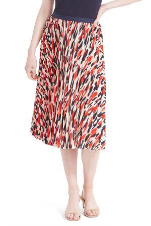 NIC+ZOE Women's Santa Fe Pleated Skirt