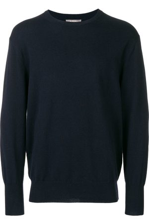 N.PEAL Men Sweaters - The Oxford jumper