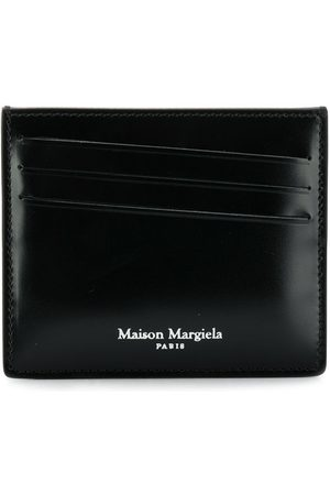 Maison Margiela Men Wallets - Embossed logo card holder