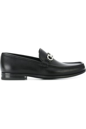Salvatore Ferragamo Men Loafers - Gancini Reversible Bit loafers