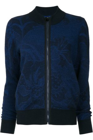 Onefifteen Women Jackets - Embroidered knit jacket