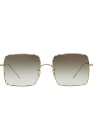 Oliver Peoples Rassine sunglasses - Metallic
