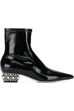 RENÉ CAOVILLA Women Ankle Boots - LadyPerla ankle boots