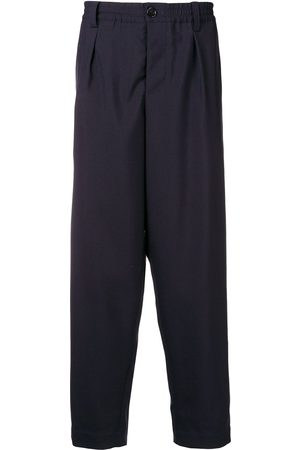 Marni Loose fit darted trousers