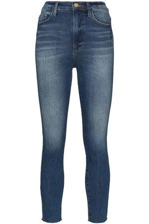 Frame Ali cropped skinny jeans