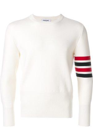 Thom Browne Men Sweaters - 4-Bar Milano Stitch Pullover