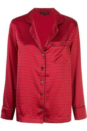 Kiki de Montparnasse Hand cuff pattern pajama set