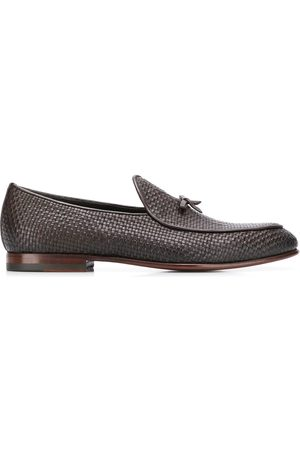 Scarosso Men Loafers - Henri woven loafers