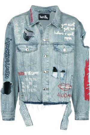 HACULLA Distressed denim jacket