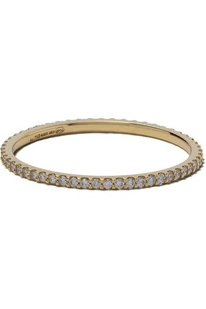 White Bird 18kt diamond Solange ring