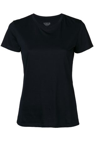 Vince Round-neck short-sleeved T-shirt