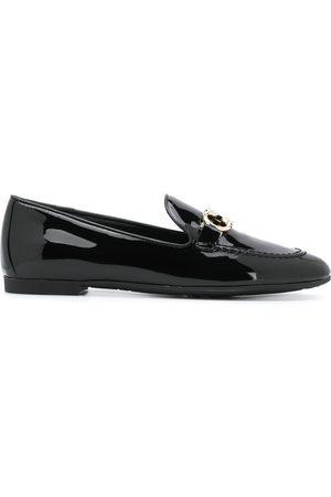 Salvatore Ferragamo Double Gancini loafers