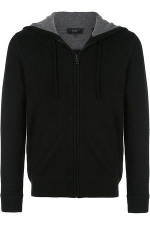 Vince Men Hoodies - Cashmere plain hoodie