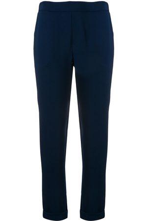 P.a.r.o.s.h. Women Straight Leg Pants - Straight-leg trousers
