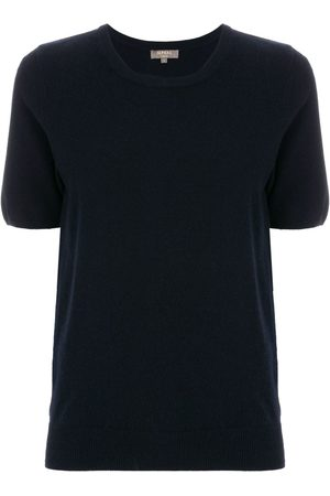 N.PEAL Cashmere round-neck T-shirt