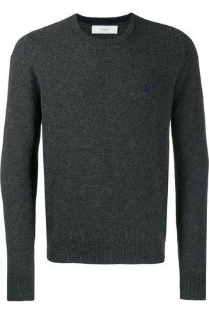 PRINGLE OF SCOTLAND Slim-fit knit sweater - Grey
