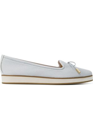 BALDININI Bow slip-on loafers