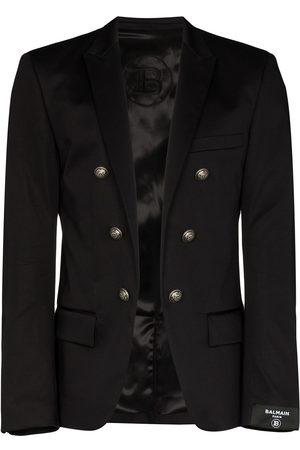 Balmain Buttoned tailored-style blazer