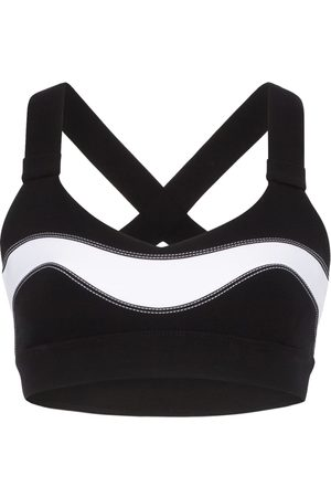 NO KA' OI Cross back sports bra