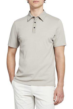 THEORY Men Polo Shirts - Tech Polo