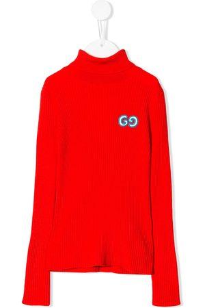 Gucci Girls Sweatshirts - Turtle neck sweatshirt