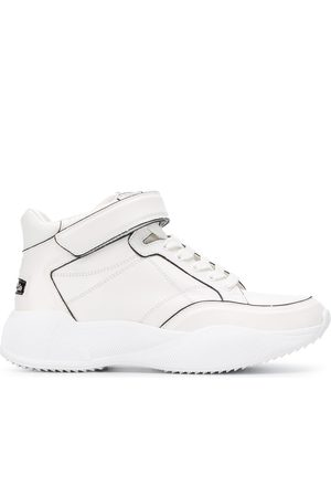 Calvin Klein Touch-strap detail sneakers