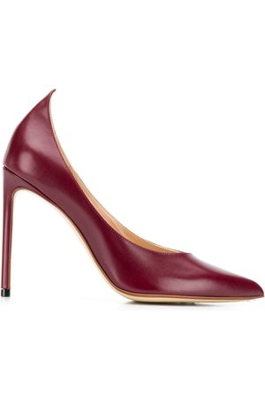 Francesco Russo Pointed stiletto pumps