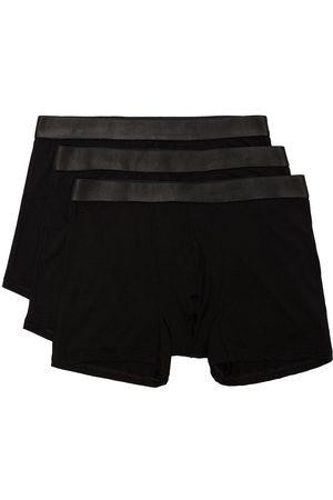 CDLP 3 pack logo waistband boxer briefs