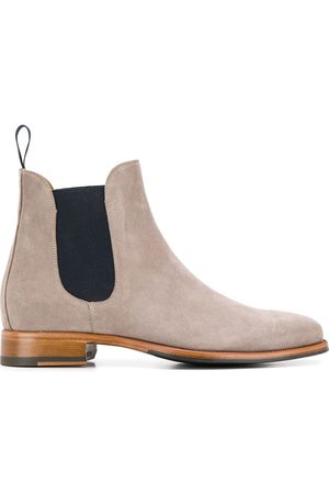 Scarosso Giancarlo ankle boots - Grey