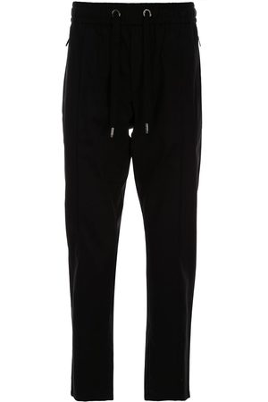 Dolce & Gabbana Men Sweatpants - Cropped track pants