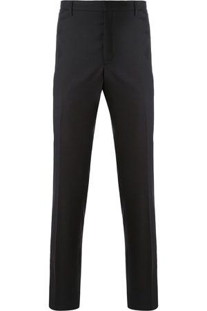 AIEZEN Straight leg tailored trousers