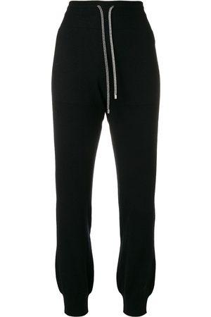 Barrie Women Sweatpants - Romantic Timeless cashmere jogging trousers