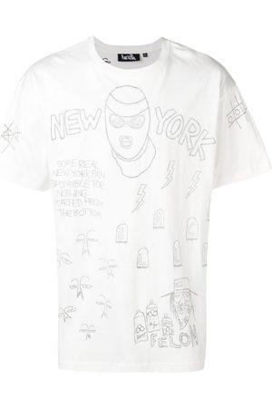HACULLA Men T-shirts - Nocturnal T-shirt