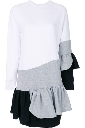 Ioana Ciolacu Women Dresses - Colour-block frill dress
